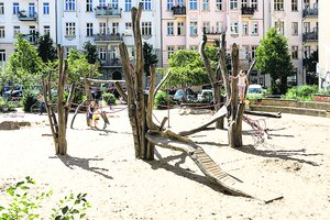 В Одессе построят детские площадки по примеру европейских