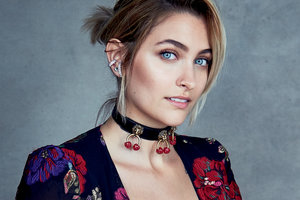 19-летняя дочь Майкла Джексона попала на обложку Vogue