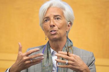 Глава МВФ напомнила Украине о реформах