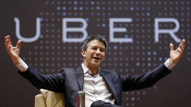 Создатель и глава Uber ушел в оставку