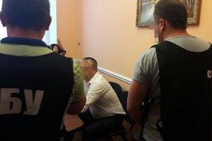 """В Житомире депутат предложил полковнику полиции взятку за """"крышевание"""" добычи янтаря"""