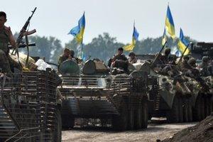 Полторак озвучил количество украинских военных на Донбассе
