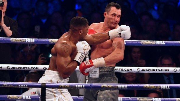 Реванш Кличко - Джошуа может пройти в США. Фото AFP