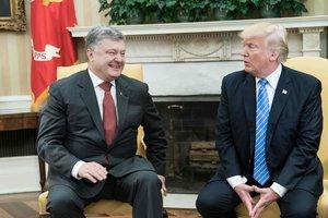 Первая встреча Порошенко и Трампа: интересные детали и реакция украинцев
