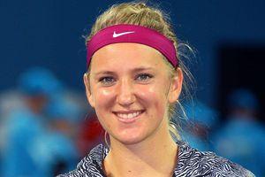 Теннисистка Виктория Азаренка сыграла первый матч после рождения сына