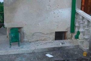 На Буковине во дворе предпринимателя прогремел взрыв