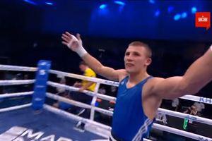 Украинец Хижняк победил россиянина в четвертьфинале чемпионата Европы по боксу