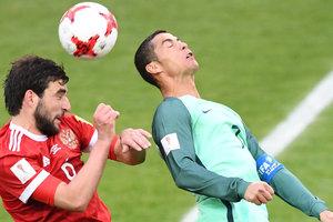 Португалия обыграла Россию на Кубке Конфедераций-2017