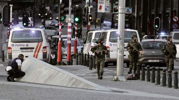 Устроивший взрыв навокзале вБрюсселе мужчина «симпатизировал» ИГ