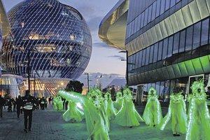 Украинские компании посетили международную энергетическую выставку в Казахстане