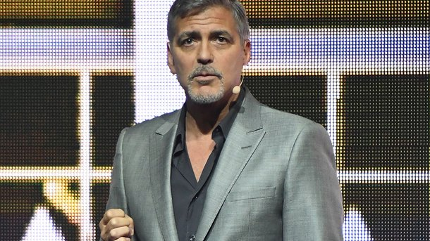 Джордж Клуни. Фото: AFP