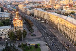 В Киеве на день перекроют Крещатик: в городе будут праздновать день Канады
