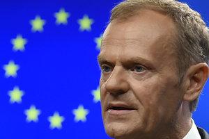 ЕС согласился продлить санкции против России - Туск