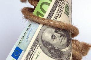 В Україні завмер курс долара
