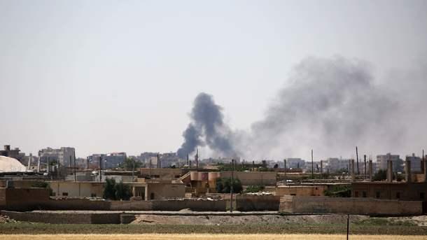 РФ удалила по Сирии. Фото: AFP