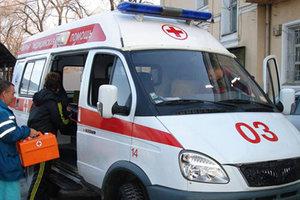 В Киеве взорвалась машина, есть пострадавший