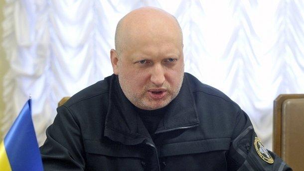 Турчинов выступил за исправную проверку получателей биометрических паспортов сДонбасса