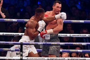 """Дженнингс: """"Джошуа победит в реванше, Кличко не умеет драться вблизи"""""""