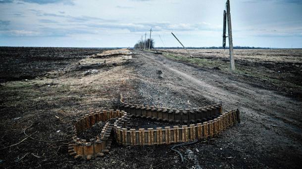 ВДонецкой области задержали шпионку «ДНР»