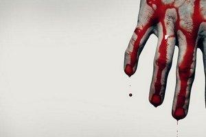 В Харькове копы везли кровь