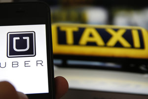 Uber повысил тарифы в Киеве