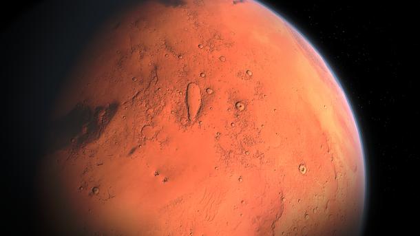 NASA показало видео, накотором запечатлены интересные места Марса