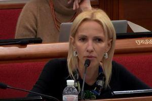 К киевской активистке, которая борется с застройщиками, пришли с обыском из прокуратуры