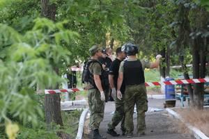 В Мариуполе на базе батальона полиции прогремел взрыв: семь полицейских ранены