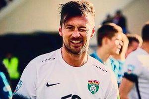 Артем Милевский забил гол в товарищеском матче