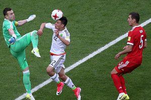 Сборная России провалилась на домашнем Кубке Конфедераций