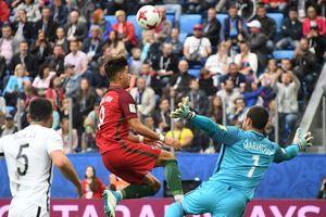 Сборная Португалии разгромила Новую Зеландии на Кубке Конфедераций