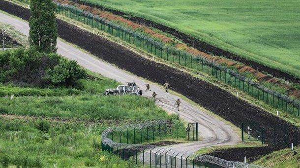 Харьковский участок границы укрепят попрограмме «Европейский вал»