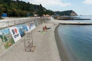 Как сейчас выглядит пляжный сезон в Крыму: опубликовано свежие фото