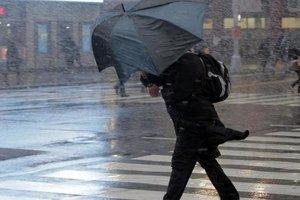 Украинцев предупреждают о резком ухудшении погоды на завтра