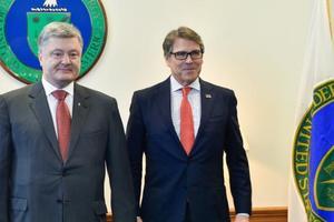 Порошенко рассказал об угле из США и визите министра энергетики