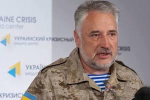 Жебривский предложил новый вариант по управлению Донбассом