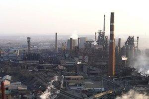 Донецкий металлургический завод остановил работу из-за отсутствия солярки - СМИ