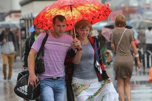 Украинцев ждет резкая перемена погоды