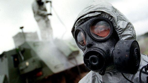 ВРоссии заявили обуничтожении 98,9% запасов химоружия