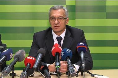 Глава ПриватБанка Шлапак подал в отставку