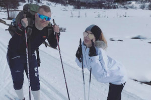 Знаменитый футболист Йон Арне Риисе будет выступать в лыжных гонках