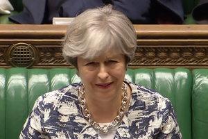 Мей опубликовала план о правах граждан ЕС в Великобритании после Brexit