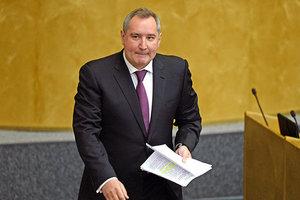 """Рогозин назвал """"демаршем людоеда"""" позицию США по """"Северному потоку"""""""