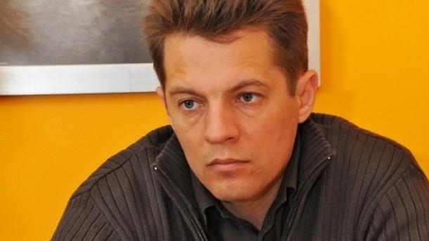 Следствие просит продлить арест украинского корреспондента Сущенко