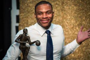 """Игрок """"Оклахомы"""" Расселл Уэстбрук признан MVP сезона в НБА"""