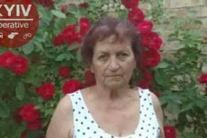 В Киеве ищут 73-летнюю женщину с провалами в памяти