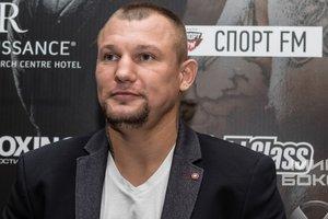 """Украинский боксер Руденко: """"Бой с Поветкиным не скажется негативно на моем имидже"""""""