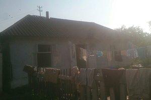 После пожара на Прикарпатье четверо детей попали в больницу