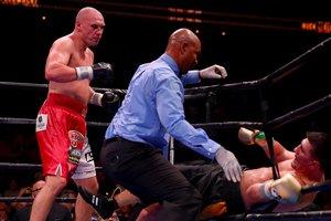 Экс-чемпион мира Марко Хук выступит во Всемирной серии бокса