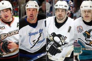 Теему Селянне, Дэйв Андрейчук, Марк Рекки и Пол Кария приняты в Зал славы НХЛ